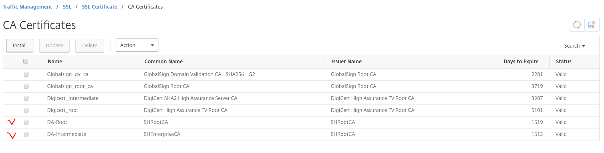 Load balancing ssl offloading microsoft directaccess ip https before we proceed with binding of imported certificates to the load balancing virtual server it is recommended to configure the crl cerificate revocation xflitez Gallery