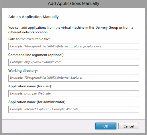 "Citrix Cloud – Customize Published ""Desktops & Apps Icons"